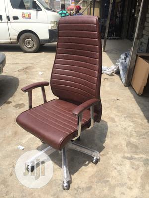 Executive Office Chair (Brown) | Furniture for sale in Lagos State, Lekki