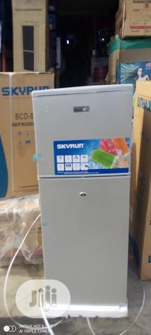 Skyrun Refrigerator 130litre Model BCD118HC | Kitchen Appliances for sale in Lagos State, Ikeja
