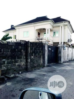 Luxury 4bedroom Duplex With Federal Light In Mopol 19 GRA | Houses & Apartments For Sale for sale in Rivers State, Port-Harcourt