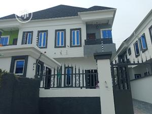 4 Bedroom Semi Detached Duplex @ Lekki After Chevron | Houses & Apartments For Sale for sale in Lagos State, Ajah