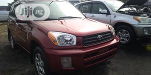 Toyota RAV4 2004 Red | Cars for sale in Lagos State, Apapa