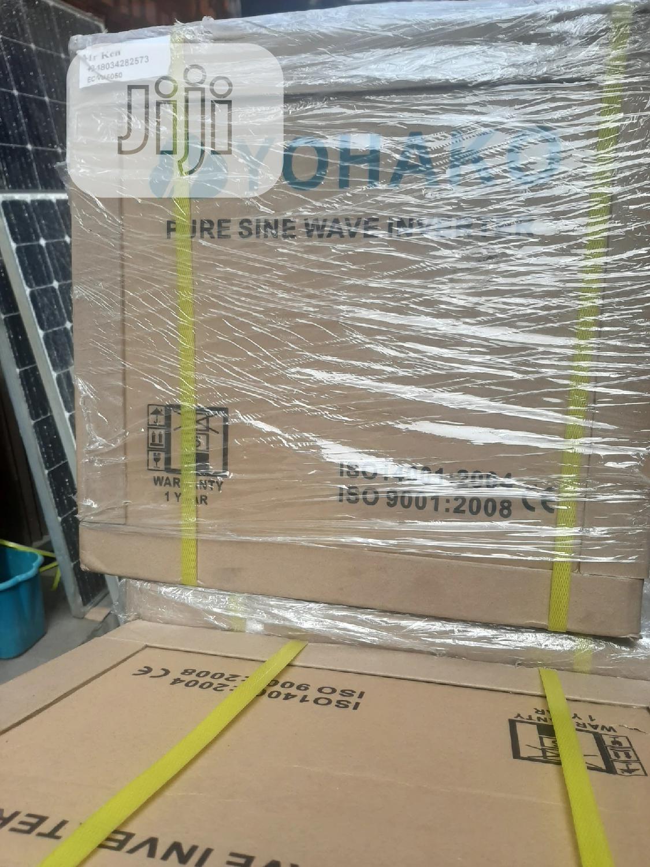 24V 3.5kva Yohako Solar Inverter | Solar Energy for sale in Ojo, Lagos State, Nigeria