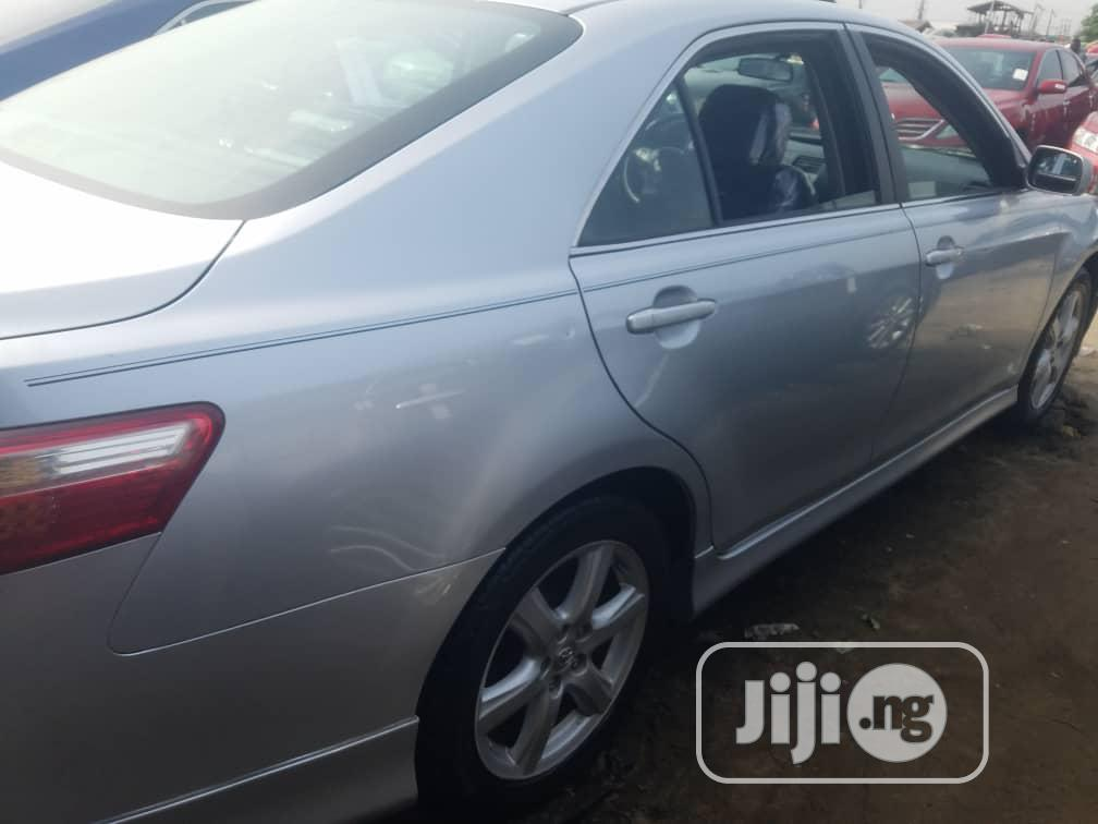 Toyota Camry 2007 Silver | Cars for sale in Apapa, Lagos State, Nigeria