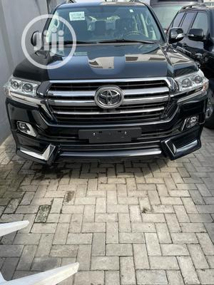 New Toyota Land Cruiser 2020 Black   Cars for sale in Lagos State, Victoria Island