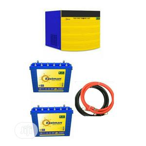 Eastman 2.2kva 24v Pure Sine Wave Inverter | Solar Energy for sale in Lagos State, Ikeja