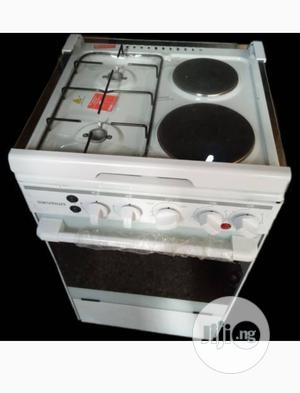 Skyrun 2 GAS 2 ELECTRIC COOKER With Oven Grill | Kitchen Appliances for sale in Abuja (FCT) State, Asokoro
