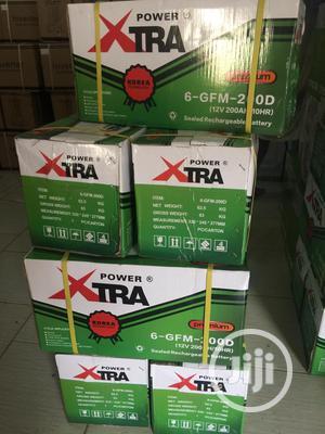 Solar Battery 12V 200AH   Solar Energy for sale in Lagos State, Eko Atlantic