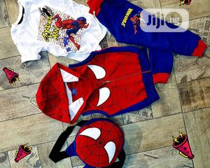 Spider Man Quality Track | Children's Clothing for sale in Lagos State, Amuwo-Odofin
