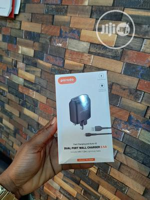 Porodo Fast Lightning Wall Charger   Accessories for Mobile Phones & Tablets for sale in Lagos State, Ikeja