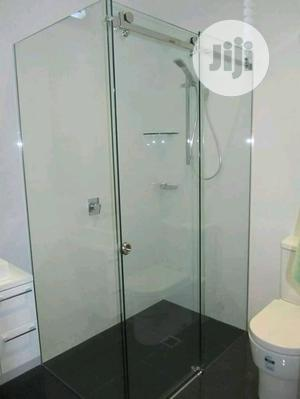 Shower Glass Cubicle Awe. | Plumbing & Water Supply for sale in Abuja (FCT) State, Idu Industrial