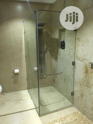 Shower Cubicle Glass 10mm | Plumbing & Water Supply for sale in Abuja (FCT) State, Karmo