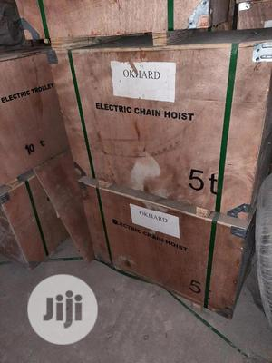 5T Electric Chain Hoist | Manufacturing Equipment for sale in Lagos State, Ojo