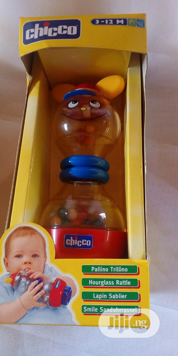 Archive: Chicco Hour Glass Rattle