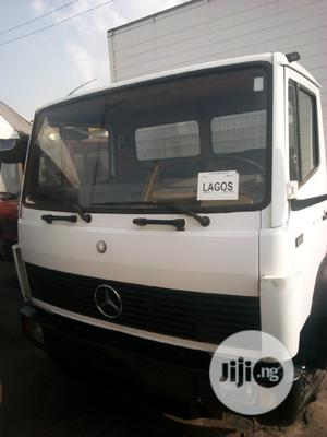 Mercedes-Benz 814 Contaner Truck 1999 White | Trucks & Trailers for sale in Lagos State, Apapa