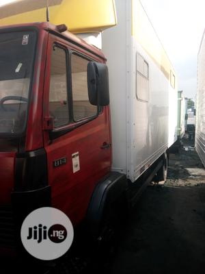 Mercedes-Benz 814 Truck 1999 Red White | Trucks & Trailers for sale in Lagos State, Apapa