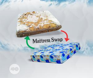 Winco Foam Mattress Swap Service | Cleaning Services for sale in Abuja (FCT) State, Gwarinpa