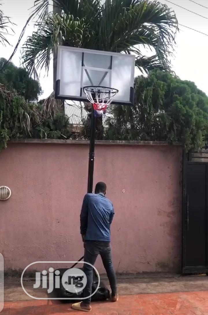 Archive: Basketball Stand