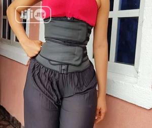 Latex Zipper With Double Plaster Waist Trainer   Clothing Accessories for sale in Lagos State, Surulere
