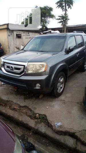 Honda Pilot 2010 Gray | Cars for sale in Lagos State, Surulere