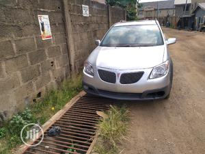 Pontiac Vibe 2006 AWD Silver | Cars for sale in Lagos State, Ojodu