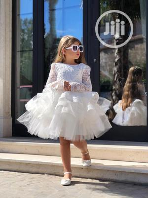 White Ball Gown | Children's Clothing for sale in Lagos State, Amuwo-Odofin
