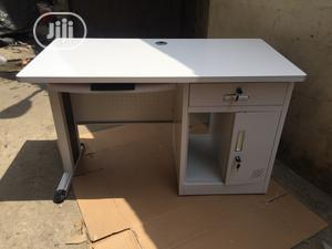 Office Metal Table (New) | Furniture for sale in Lagos State, Victoria Island