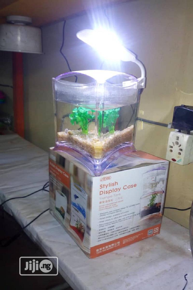 Mini Aquarium For Sale | Fish for sale in Ikeja, Lagos State, Nigeria