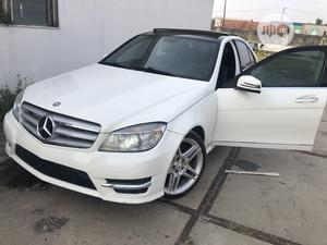 Mercedes-Benz C350 2010 White   Cars for sale in Lagos State, Apapa