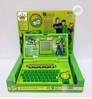 Ben 10 English Learner Laptop for Kids 20 Activities (Green) | Toys for sale in Lagos State, Lagos Island (Eko)