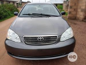 Toyota Corolla 2007 S Gray | Cars for sale in Oyo State, Akinyele