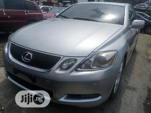 Lexus GS 2007 350 Silver | Cars for sale in Lagos State, Apapa