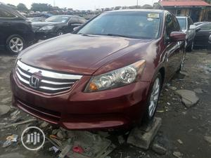 Honda Accord 2010 Coupe LX-S Automatic Red | Cars for sale in Lagos State, Apapa
