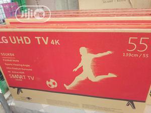 LG 55 Inches Smart 4k, Tv | TV & DVD Equipment for sale in Lagos State, Lekki