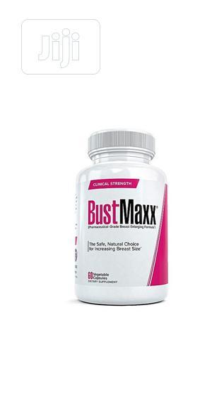 Bustmaxx Breast Enlarging Formula 60 Veg Caps  Best Product | Vitamins & Supplements for sale in Lagos State, Surulere