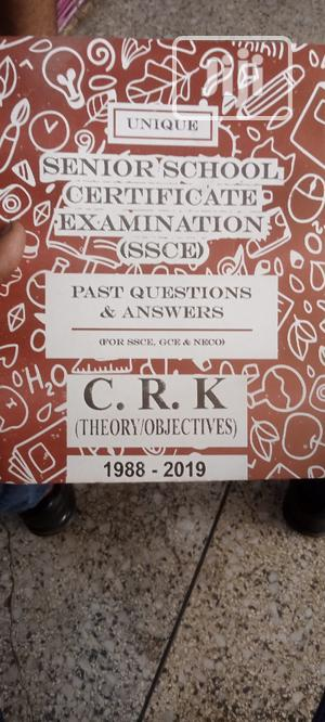 Ssce And Jamb Past Question   Books & Games for sale in Lagos State, Yaba