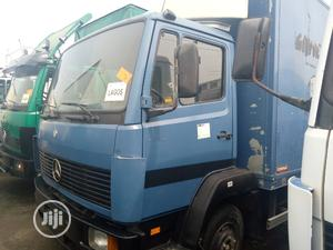 Mercedes-Benz Truck Blue | Trucks & Trailers for sale in Lagos State, Apapa