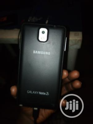 Samsung Galaxy Note 3 32 GB Black   Mobile Phones for sale in Oyo State, Ibadan
