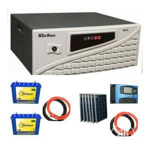 2.5kva 24v Solar Pure Sine Wave Inverter | Solar Energy for sale in Lagos State, Eko Atlantic