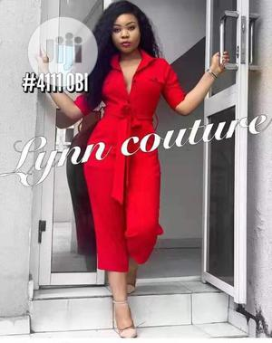 Quality New Female Jumpsuit | Clothing for sale in Lagos State, Lagos Island (Eko)