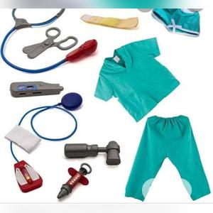 Children Blue Doctor Dressing Costume | Toys for sale in Lagos State, Lagos Island (Eko)