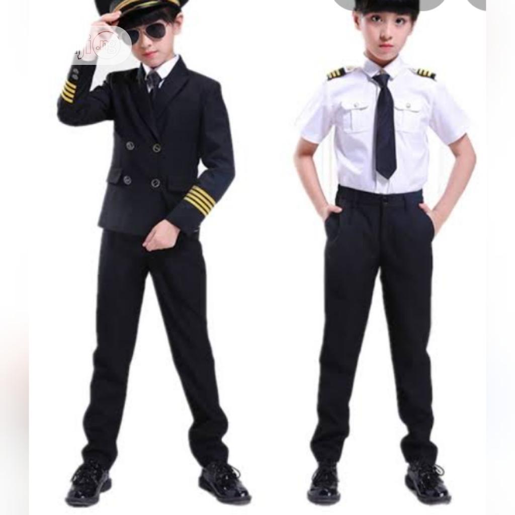 Archive: Kids Pilot Children Costume