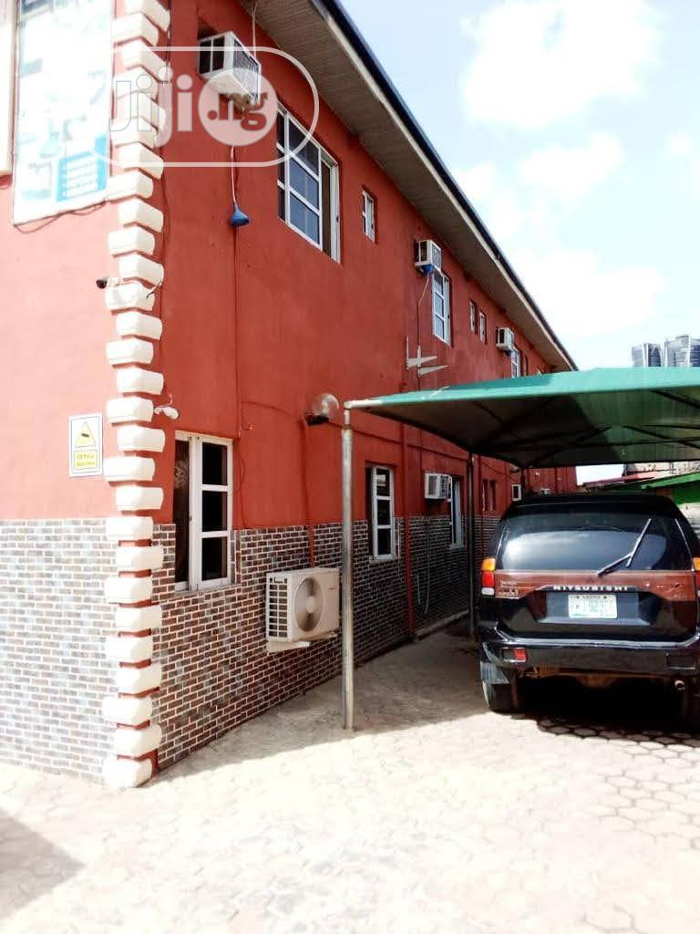 Archive: 20rms Hotel On More Than Full Plot @Car Wash Bstp Ikotun .