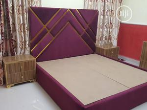 Upholstery Sofa's Frabic Bed | Furniture for sale in Lagos State, Lekki
