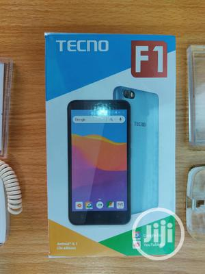 New Tecno F1 8 GB Gold | Mobile Phones for sale in Lagos State, Ikeja