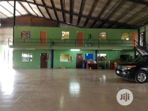 Warehouse Facing Ibadan Expressway At Arepo | Commercial Property For Sale for sale in Ojodu, Berger