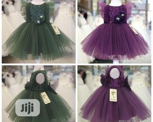 Turkey Quality Girl Dress | Children's Clothing for sale in Lagos State, Ojodu