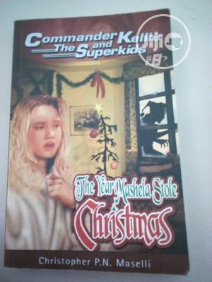 Childrens Story Book : The Year Mashela Stole Christmas | Books & Games for sale in Lagos State, Surulere