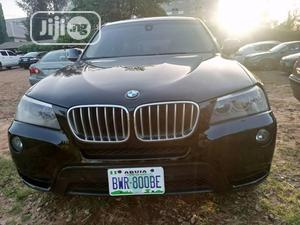BMW X3 2013 xDrive28i Black | Cars for sale in Abuja (FCT) State, Central Business District
