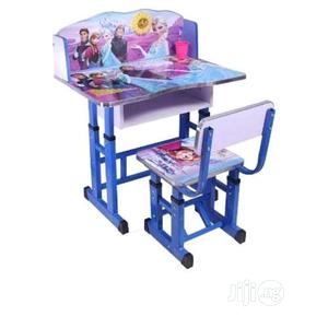Frozen Kids Study Table And Chairfrozen Kids Study Table And | Children's Furniture for sale in Lagos State, Lagos Island (Eko)