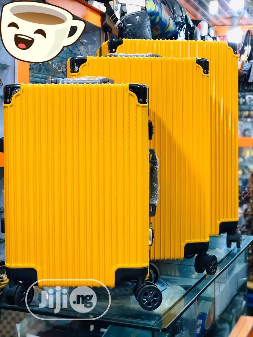 Unique Aluminum Plastic Travelling Box By 3 | Bags for sale in Lagos Island (Eko), Lagos State, Nigeria